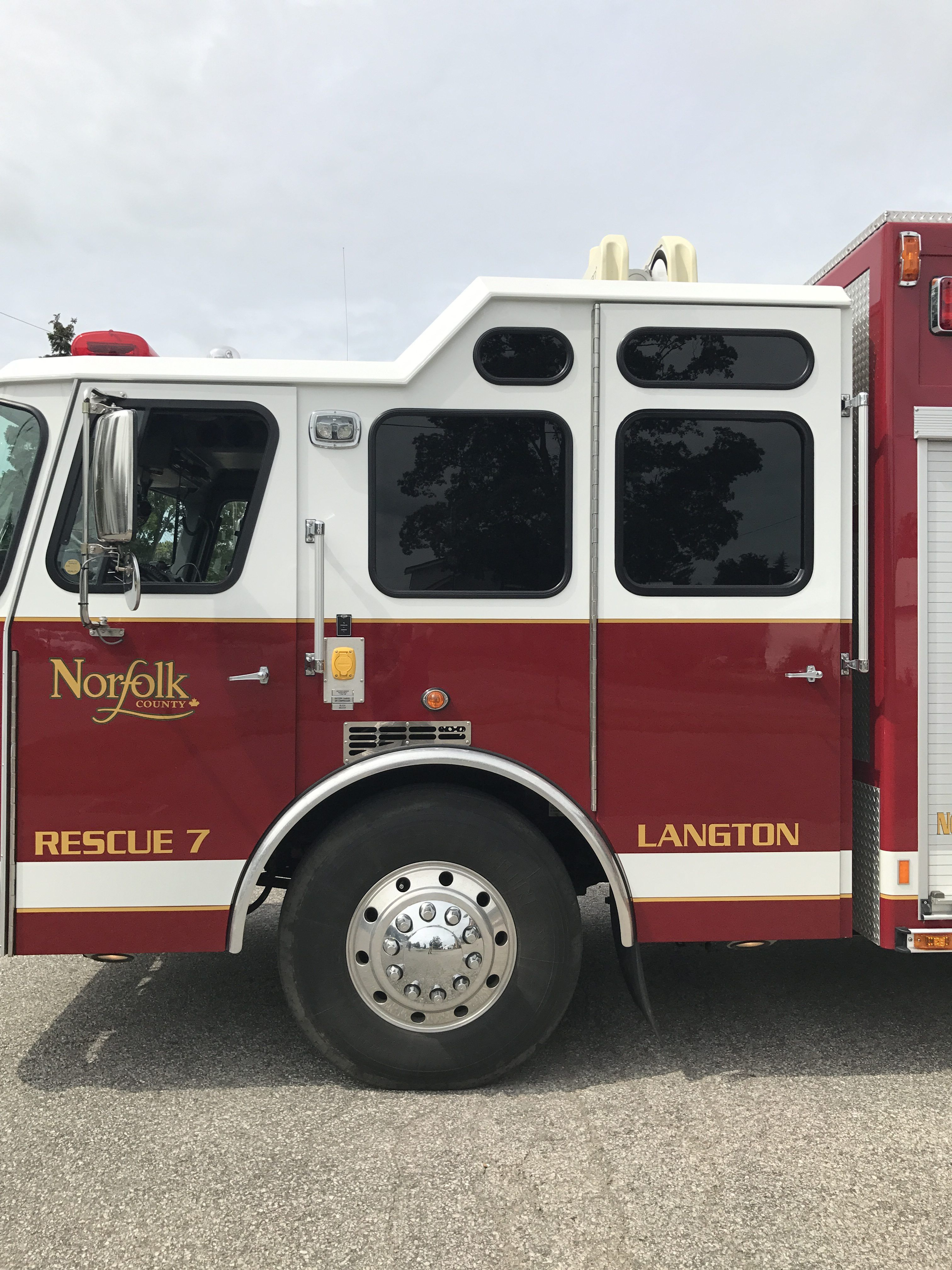 Station 7 Fire Truck