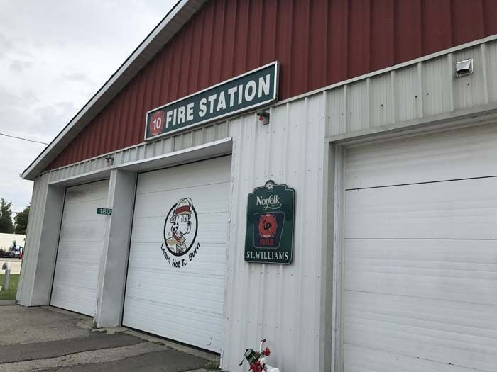 Station 10 Fire Truck